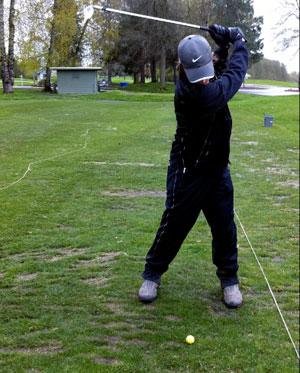 In 10.000 ore diventerò Tiger Woods