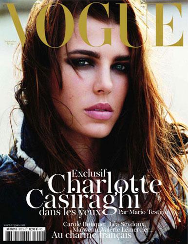 Vogue sceglie Charlotte