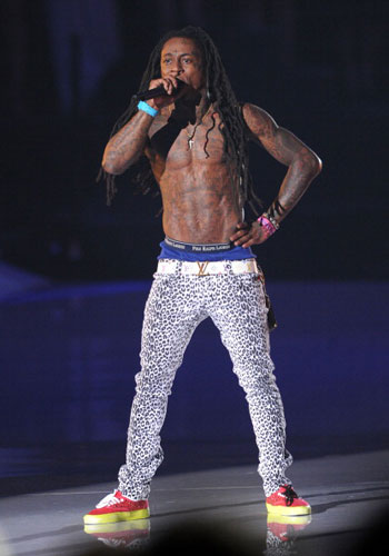 Lil Wayne sesso video