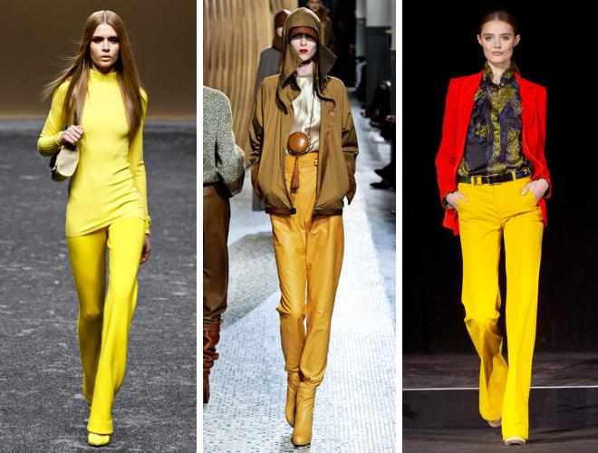 Pantaloni a tutto colore: 8 versioni da avere