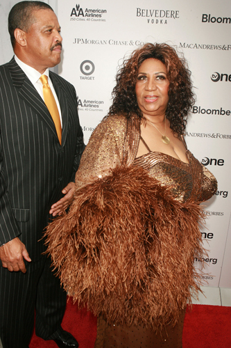 Aretha Franklin terzo sì a 70 anni