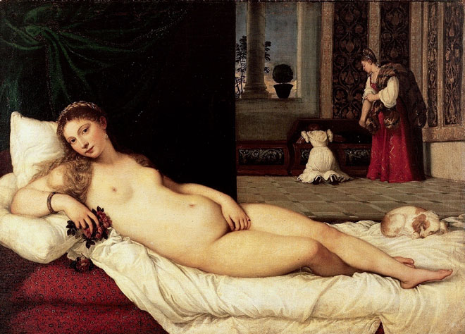 La dieta Photoshop: Venere taglia zero
