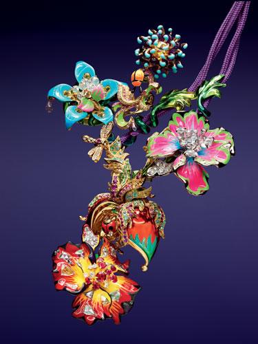 incontrare b88dd 2325f Dior: i gioielli - D - la Repubblica