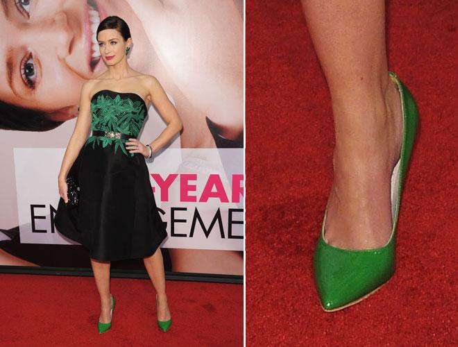 Sul red carpet sfilano le scarpe colorate - D - la Repubblica 8ff3fe5d672