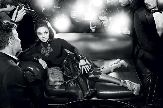 Dior chiama Mila Kunis
