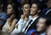 Irina fa pace con Ronaldo