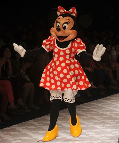 Star e moda: è tendenza Minnie