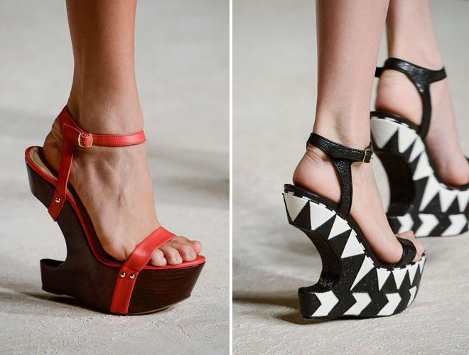 Le nuove scarpe ai confini della realtà
