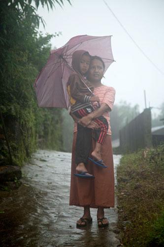 A prova di pioggia estrema D la Repubblica