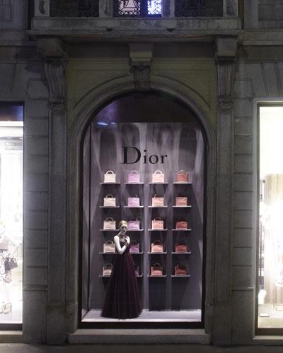 Dior: un nuovo negozio a Milano