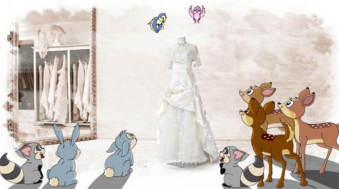 Vinci il tuo abito da sposa