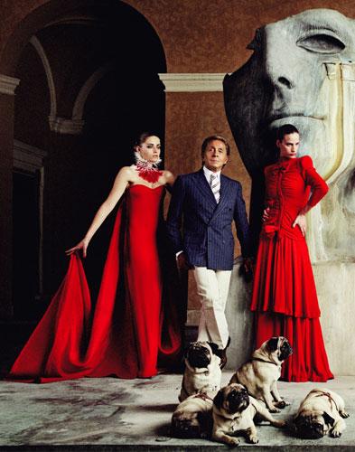 moda,valentino,mostre,look,londra