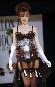Maliziosi e golosi: abiti al cioccolato