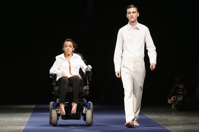 moda,diritti,disabili,impegno