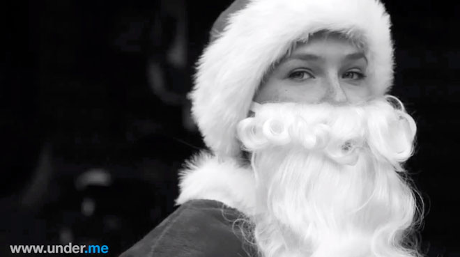Bar o Babbo Natale?