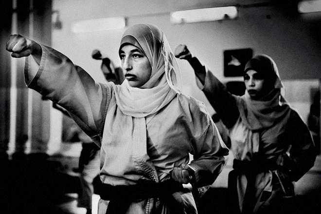 Con il karate combatto il regime