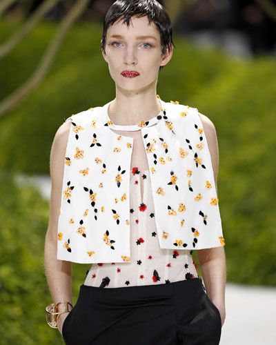 moda,sfilate,tendenze,raf simons,christian dior,look,storie