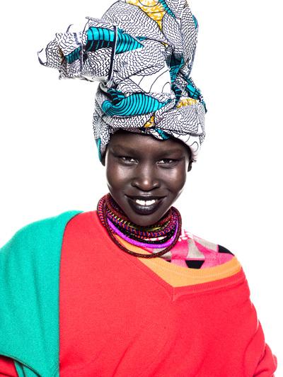 alek wek,moda,stile,donne,diritti,storie,curiosita,colore