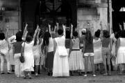 Un ballo contro la violenza