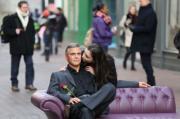 Clooney ti aspetta, peccato sia di cera...