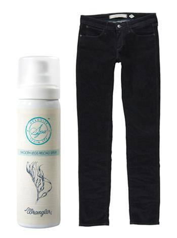 Jeans anti-cellulite