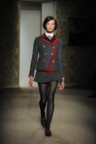 moda,sfilate,look,tendenze,fay
