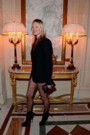 Kate Moss non si nasconde