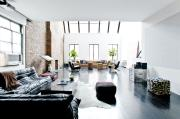 Visita il loft a New York