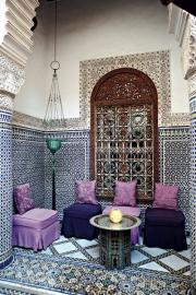 Marrakech harem design