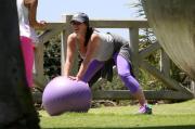 Jennifer: gli esercizi per una gravidanza al top