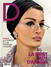 Sono la donna più potente d'Arabia