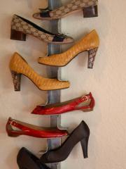 Ai piedi o a casa: le scarpe sempre in vista