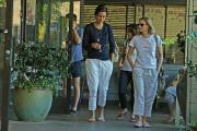 Jodie Foster e Alexandra: that's amore!