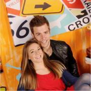 Emiliano e Annuccia testimonial per Leo