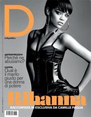 "Rihanna: ""sexy, fragile, dura"""