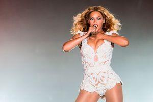Beyoncé intimao nel megashow