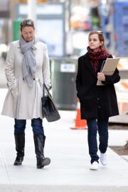 Emma Watson cambia vita e compra casa a New York