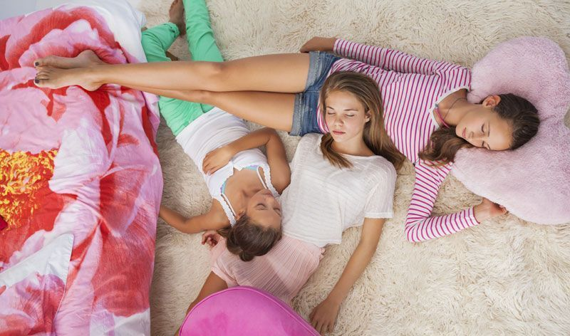 Identikit del sonnambulo da giovane