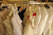 L'abito da sposa donato dalle suore