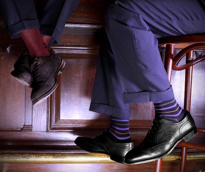 info for 552f1 407cb 8 Regole per abbinare le calze da uomo - Moda - D.it Repubblica