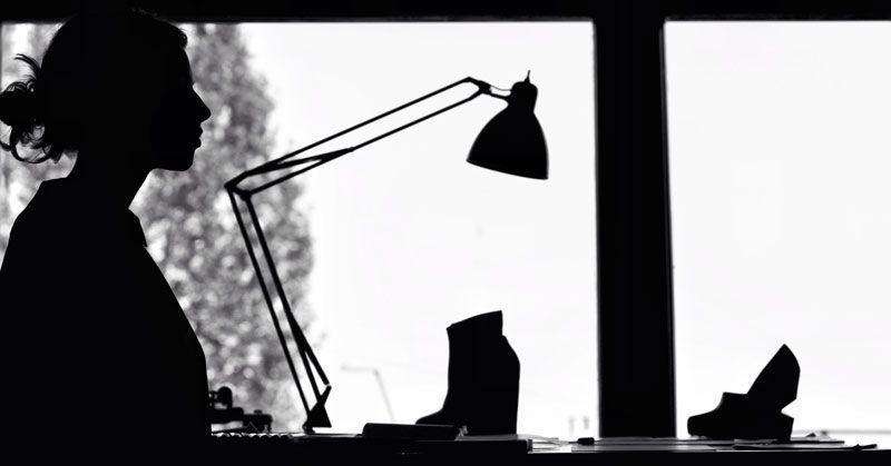 Charline de luca l 39 architetto delle scarpe moda for Cosa fa un architetto