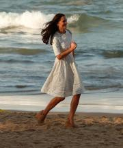 Kate Middleton: jogging con le zeppe