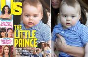 Il New York Post accusa: hanno photoshoppato George