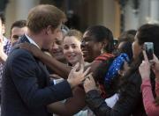 Il principe Harry e la fan focosa