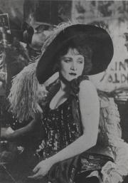 Marlene Dietrich torna al cinema