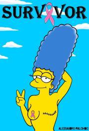 Da Marge Simpson a Cenerentola: i cartoni contro il cancro al seno