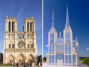 Notre Dame 2.0: come rifare il look alla cattedrale