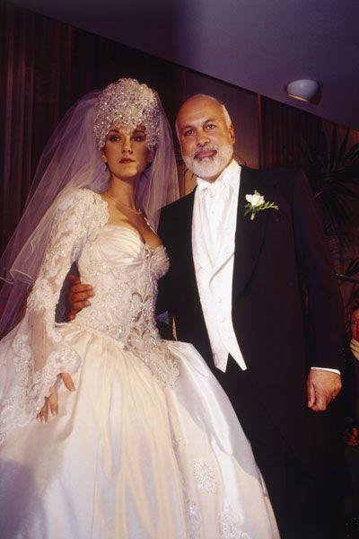 Vestiti Da Sposa Kitsch.Gli Abiti Da Sposa Piu Brutti Scelti Dalle Star Moda D It