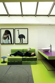 A casa dei designer