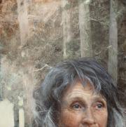 Nudo di anziana: i quadri di Aleah Chapin